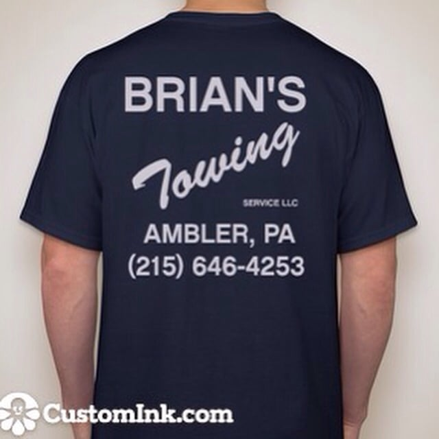 Towing business in Upper Dublin, PA