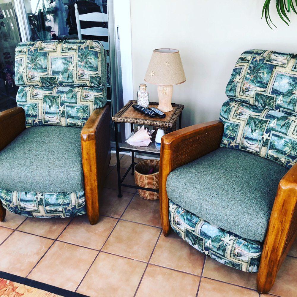 Rohm Upholstery: 1714 County Road 1, Dunedin, FL