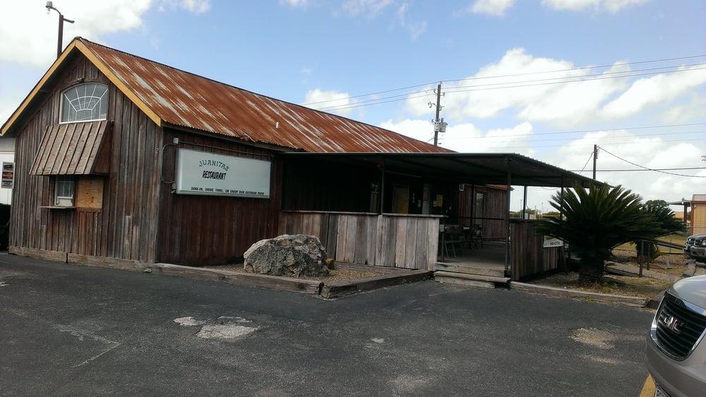 Juanita's Mexican Food: 201 Flournoy Rd, Alice, TX