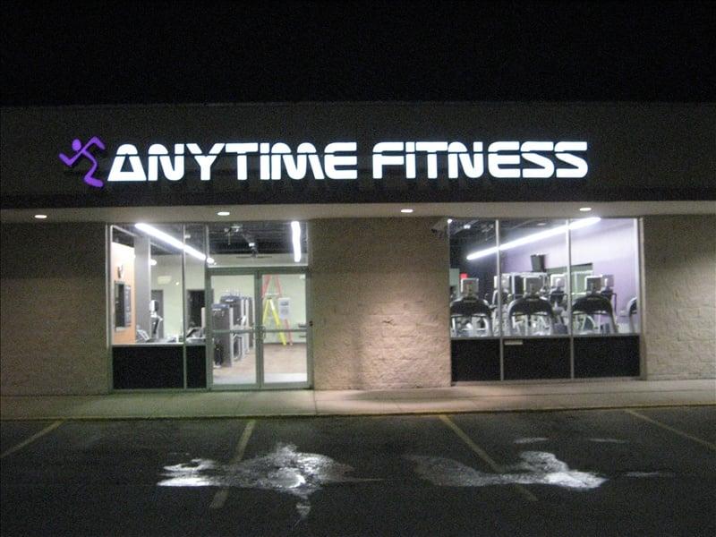 Anytime Fitness: 1520 E 7th St, Atlantic, IA