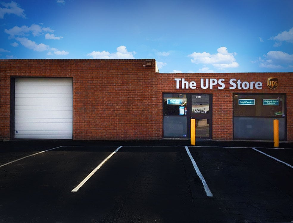 The ups store printing photocopying 1408 n for Blueprint store dallas
