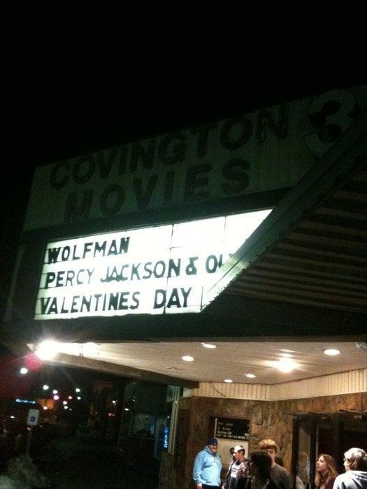 Covington Movies-3: 139 N Maple Ave, Covington, VA
