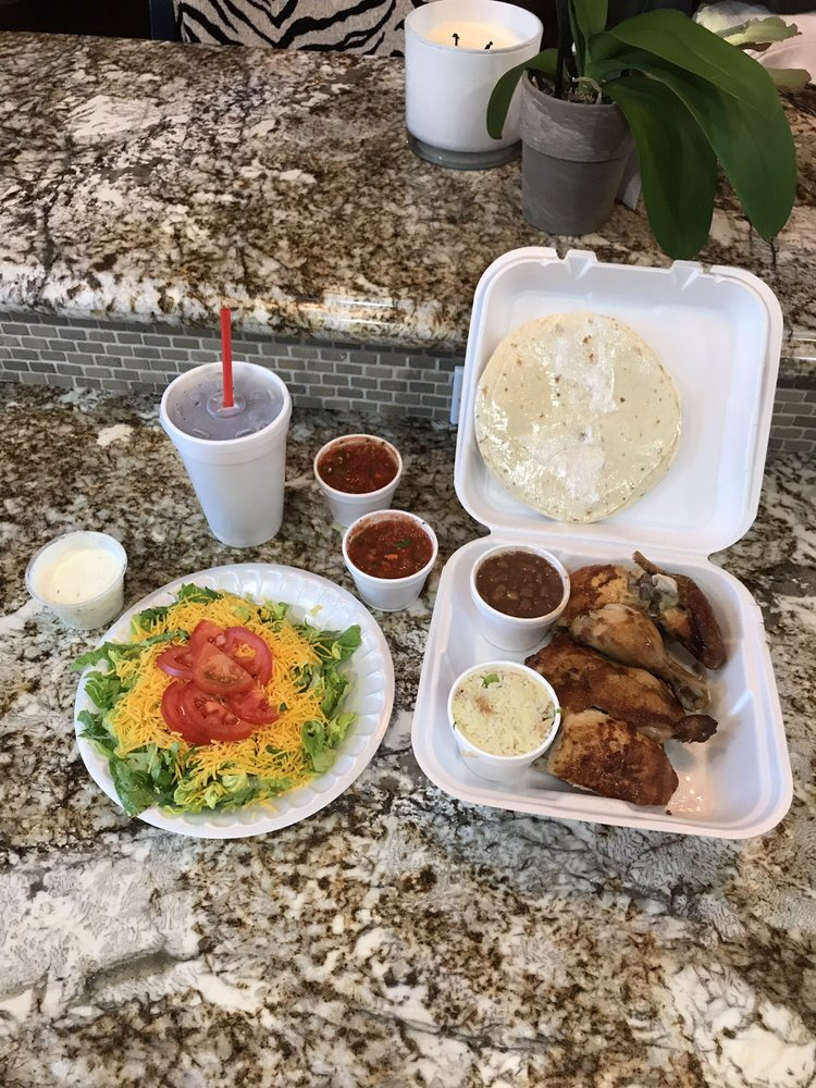 Food from Super Chicken