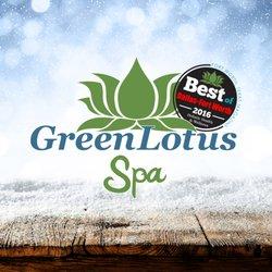 green lotus massage