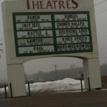 Movie theatre east bethel mn