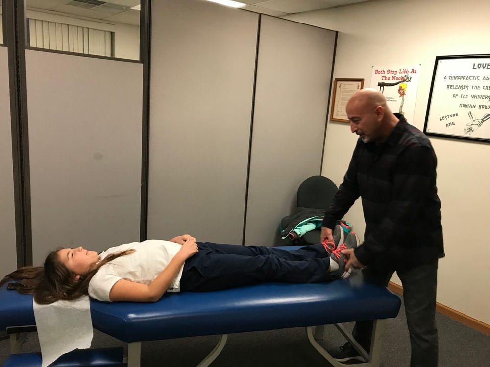Silberfine Chiropractic Center: 222 N Western Ave, Carpentersville, IL