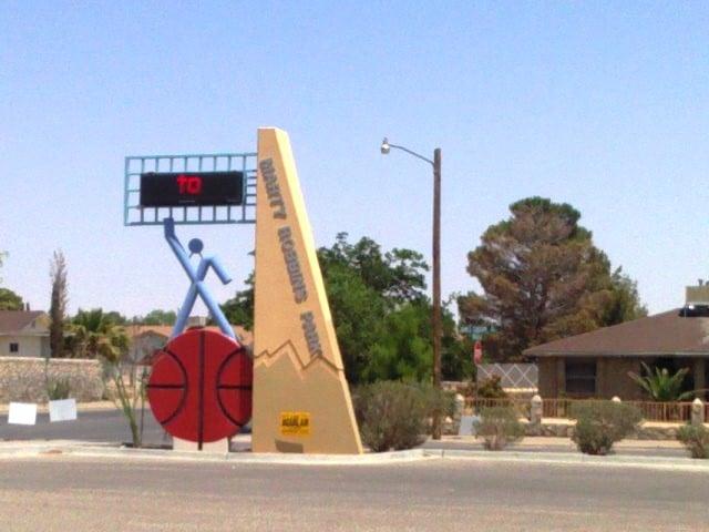 Marty Robbins Park Parks 11600 Vista Del Sol Dr El Paso Tx Phone Number Yelp