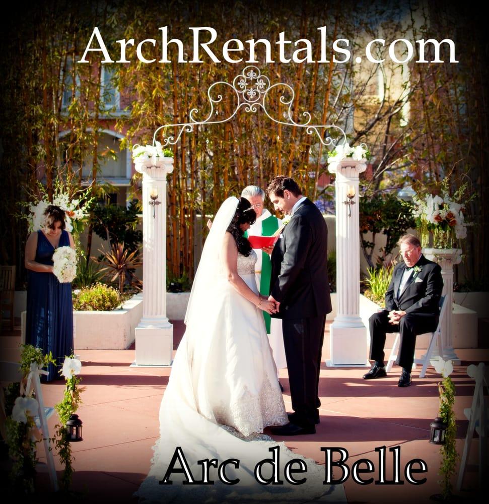 Unique Wedding Altars: Unique Wedding Arch ,Altar And Column Rentals, In Los