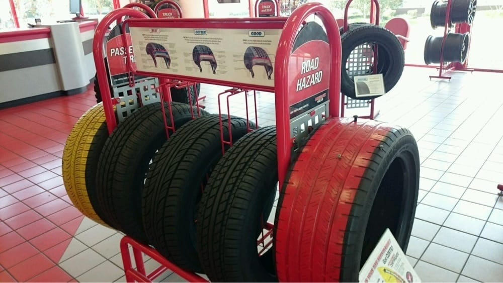 Americas Best Tire >> Good Better Best Display Makes Decision Process Easier Yelp