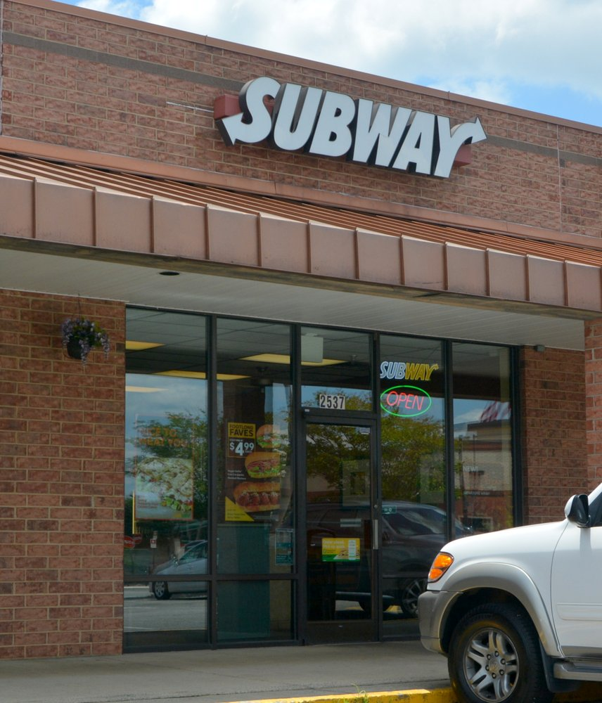 Subway: 2537 Lewisville Clemmons Rd, Clemmons, NC