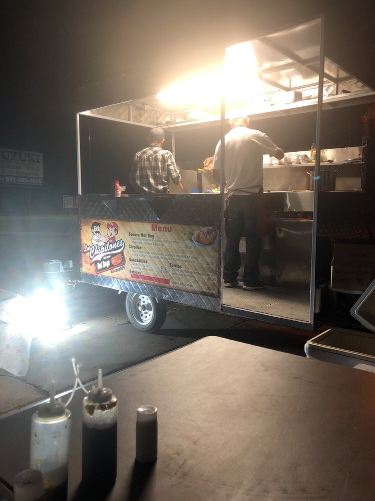 Los Chipilones Hotdogs: 722 E Western Ave, Avondale, AZ