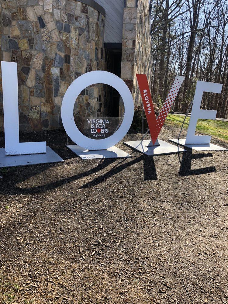 Virginia Welcome Center: 77 Northbound Ln, Lambsburg, VA