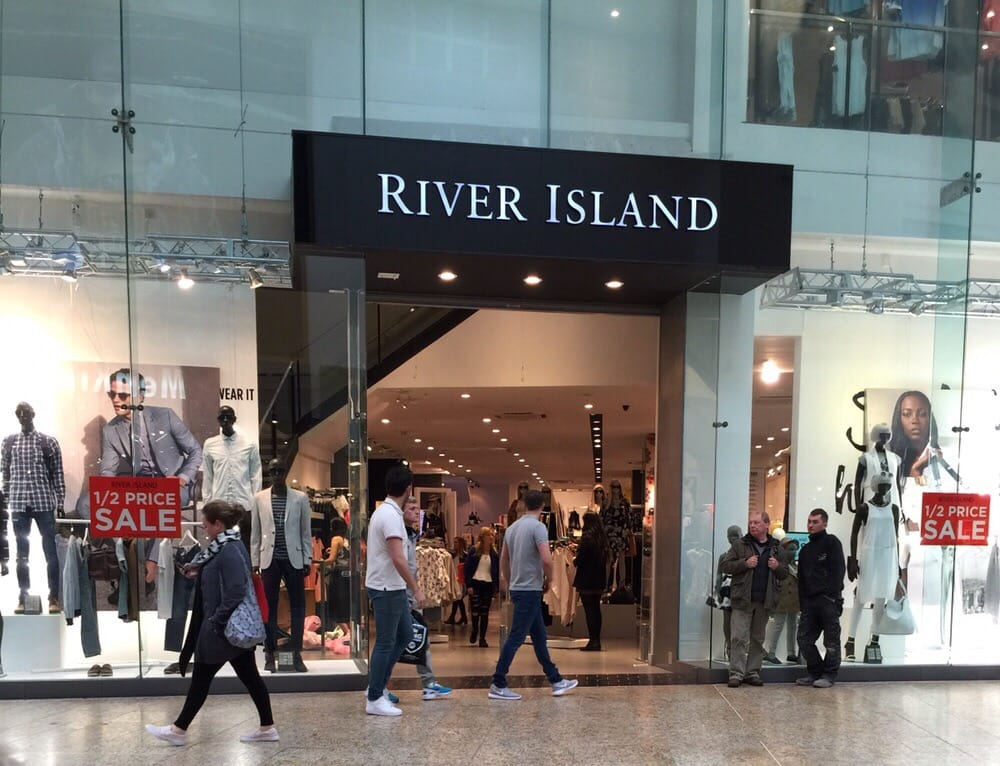 River Island Silverburn Shopping Centre