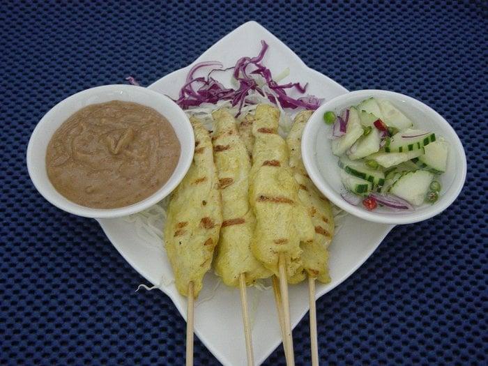 Thai Restaurant Turlock Ca