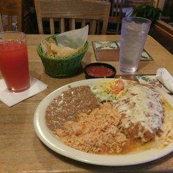 Photo Of El Centro Mexican Restaurant Rowlett Tx United States Chile Relleno
