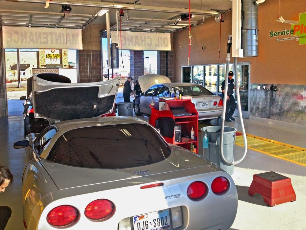 Service Plus Automotive Repair & Maintenance