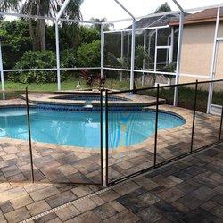 Photo Of Protect A Child Pool Fence Company Hudson Fl United