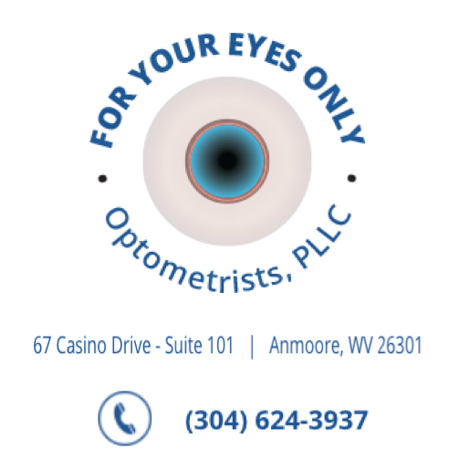 For Your Eyes Only Optometrists: 67 Casino Dr, Anmoore, WV