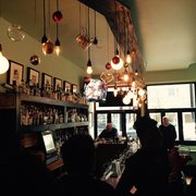 ... Photo Of Red Door   Chicago, IL, United States. Love The Ambiance  Friendly