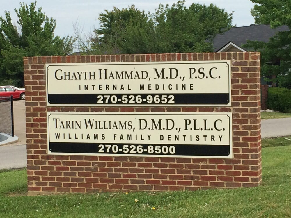 Ghayth Hammad MD: 234 W Porter St, Morgantown, KY