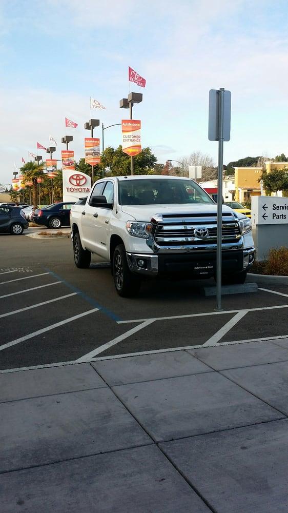 Autonation Toyota Hayward 53 Reviews Car Dealers 24773 Mission Blvd Ca Phone Number Yelp