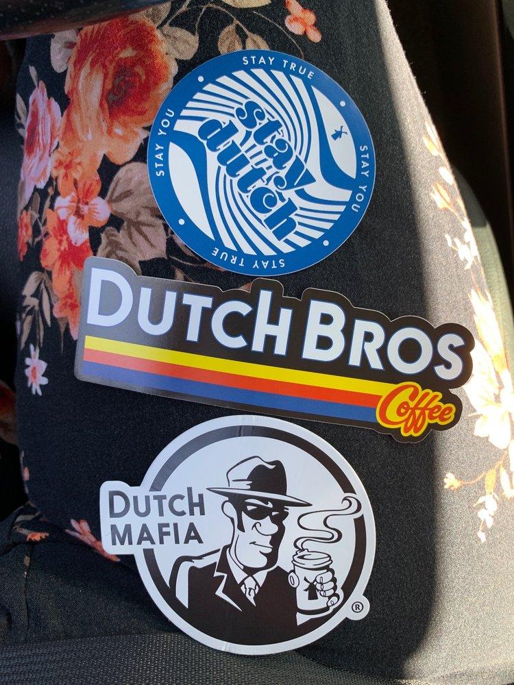 Dutch Bros Coffee: 714 N Industrial Blvd, Euless, TX