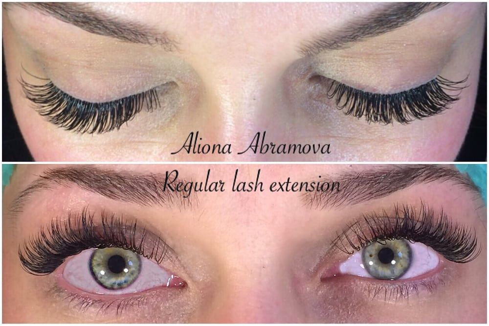 Photos For Lashes By Aliona Abramova Yelp