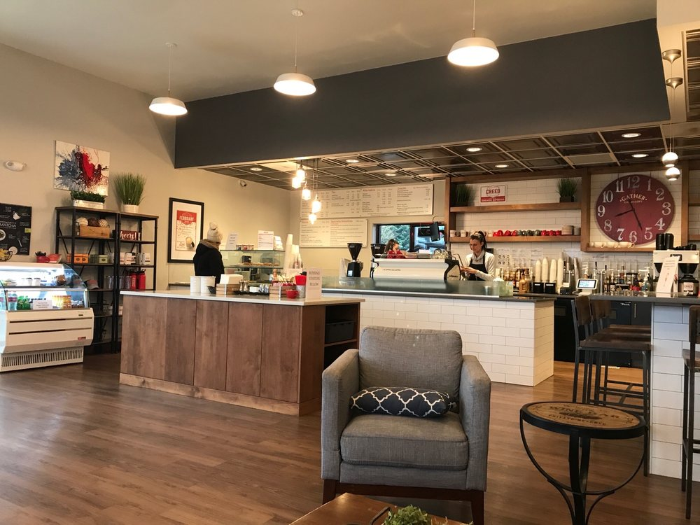 Creed Coffee: 10718 NW Lakeshore Ave, Vancouver, WA