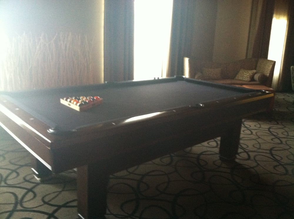 Okay How Many Hotels Have A Pool Table In The Lobby Very Cool Yelp - Pool table raleigh