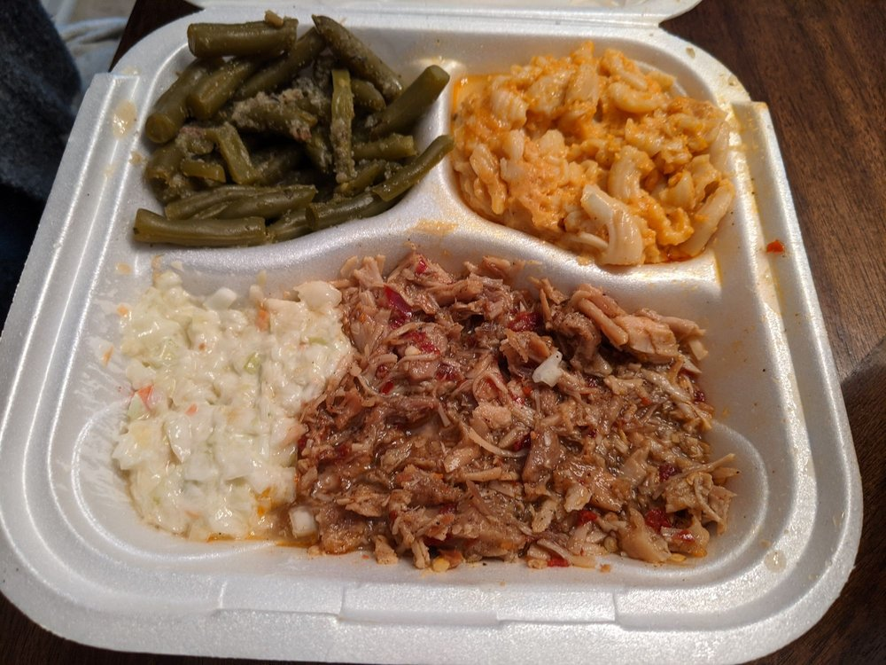Sweet's Turkey BBQ: 2005 S Elm-Eugene St, Greensboro, NC
