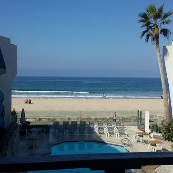 Photo Of Blue Sea Beach Hotel San Go Ca United States View