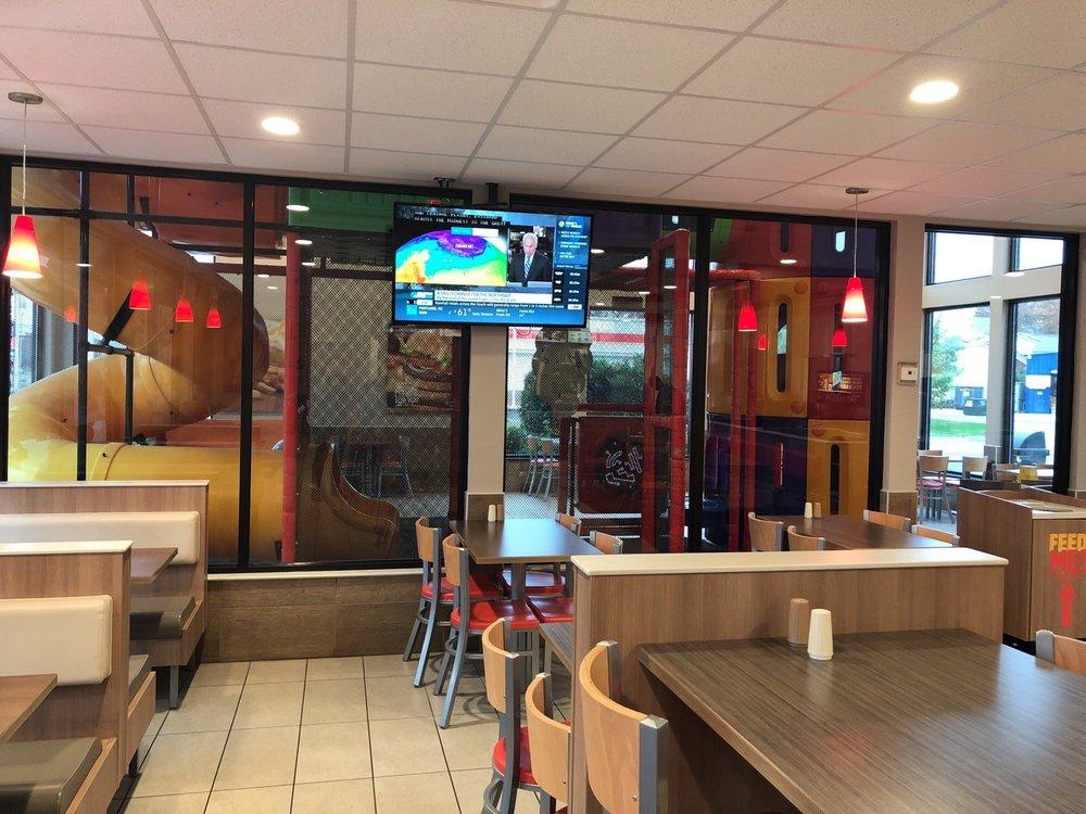 Burger King: 1310 E Spring St, Cookeville, TN