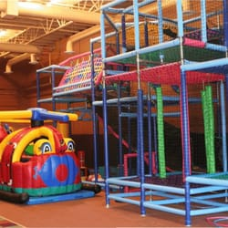 The Play Fort Indoor Playground - CLOSED - Party & Event Planning ...