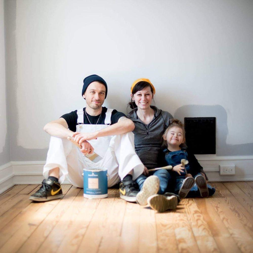 The Lancaster House Painter: 1202 Maple Ave, Lancaster, PA