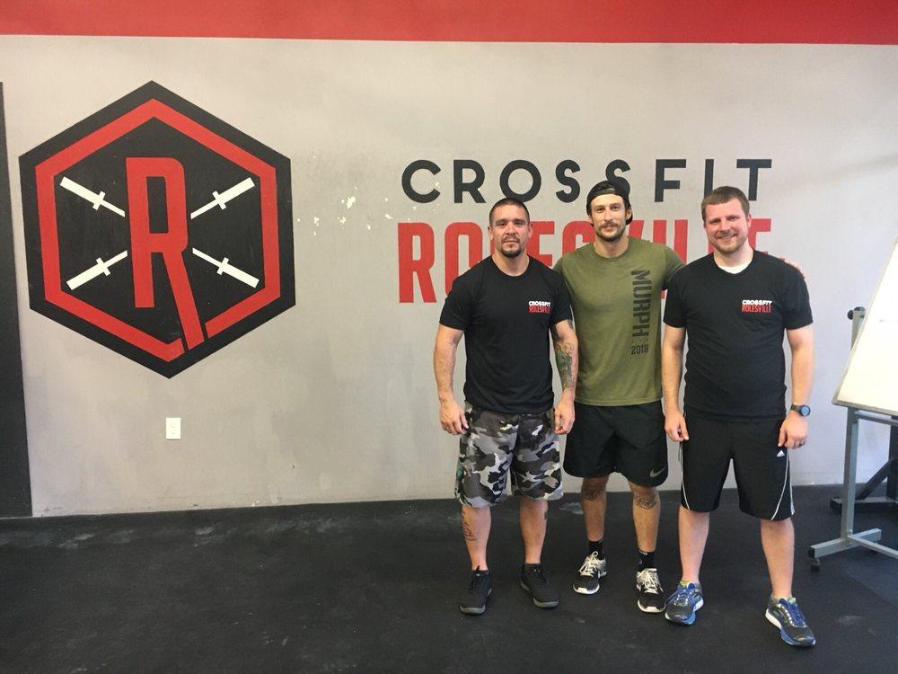 CrossFit Rolesville: 6440 Rogers Rd, Rolesville, NC
