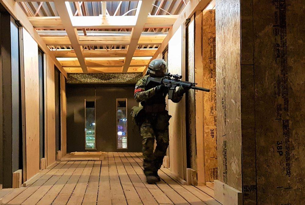 FORCE ON FORCE Tactical Training: 11217 149 Street Northwest, Edmonton, AB