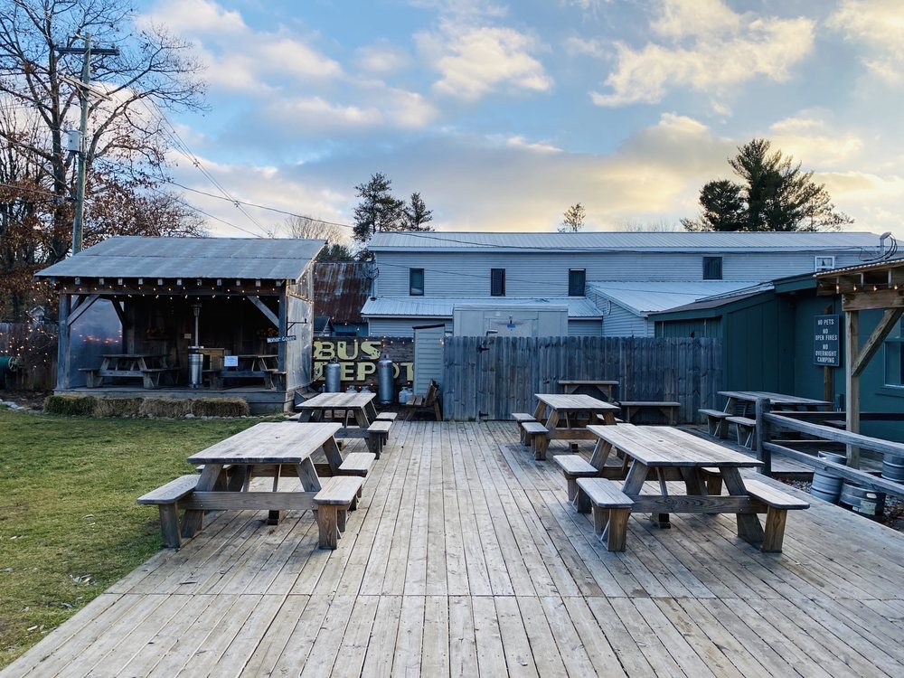 Lake Ann Brewing Company: 6535 First St, Lake Ann, MI