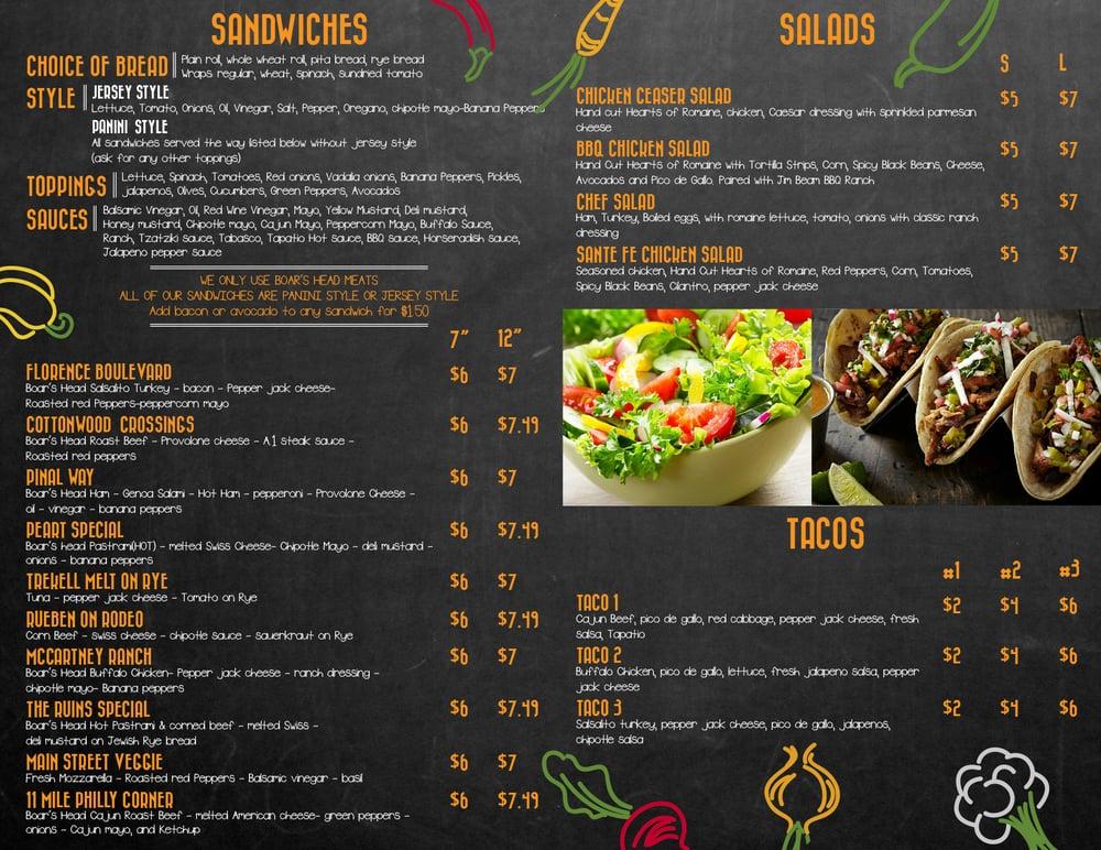 Deli menu yelp - Casa doli restaurante ...