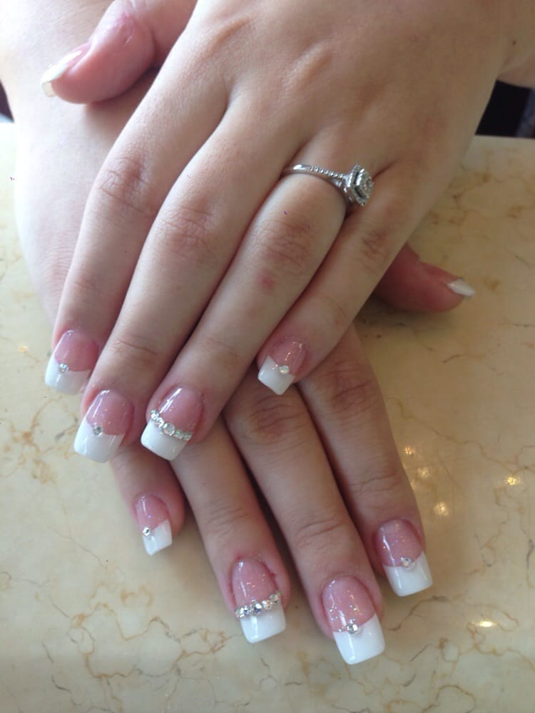 Photo Of Pearl Nails Salon City Hi United States Pink