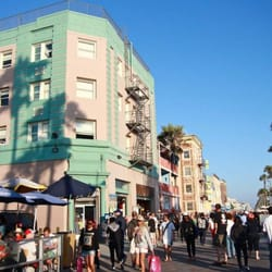 Photo Of Cadillac Hotel Venice Ca United States Exterior From Oceanfront