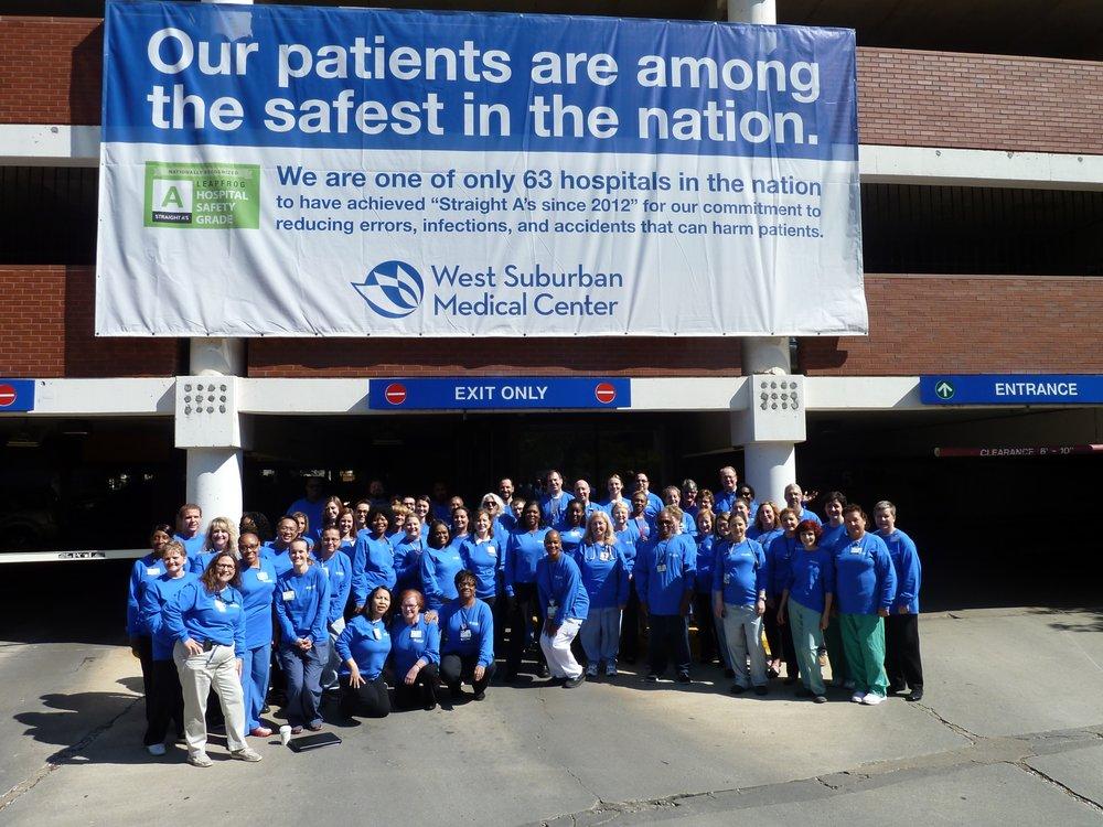 West Suburban Hospital Medical Center