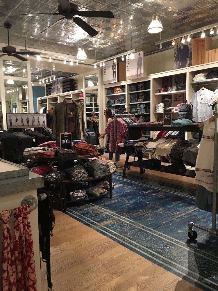 Lucky Brand Jeans - SF Centre