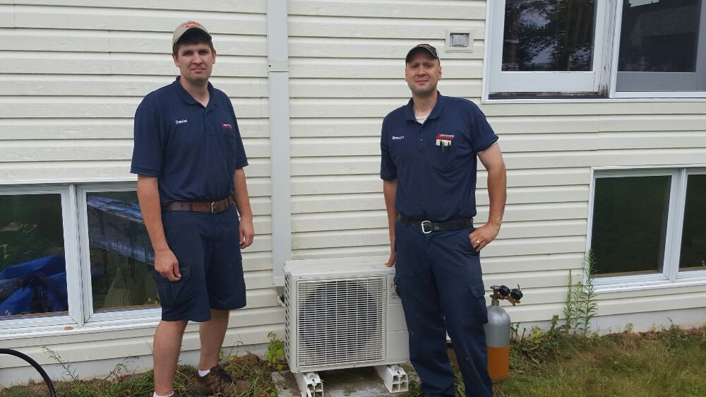 A M Heating & Cooling: 2596 County Rd D, Woodville, WI