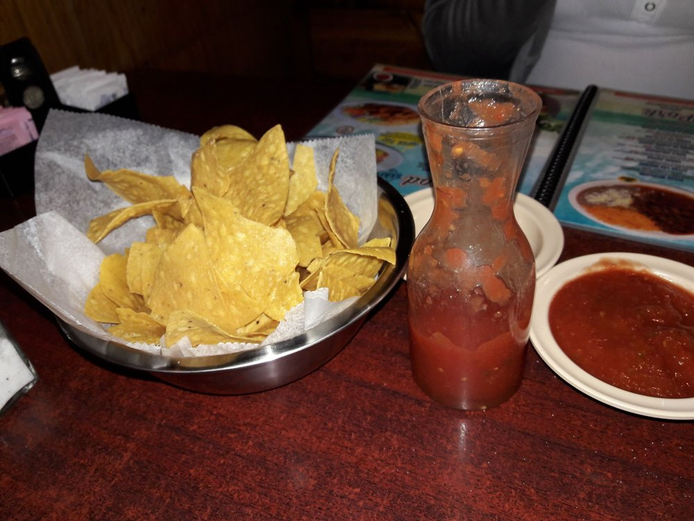 Don Tequilas Mexican Restaurant: 222 Southtowne Shopping Ctr, Du Quoin, IL