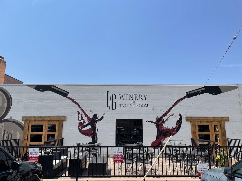 IG Winery & Tasting Room: 59 W Center St, Cedar City, UT