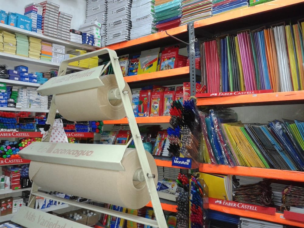Imagenes de papeleria y utiles escolares papeler 237 a y for Utiles de oficina