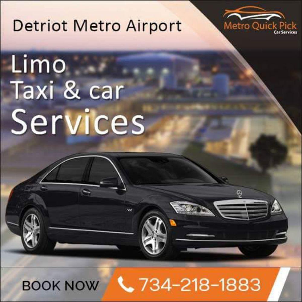 Metro Quick Pick Car Service: 2420 Ellsworth Rd, Ypsilanti, MI