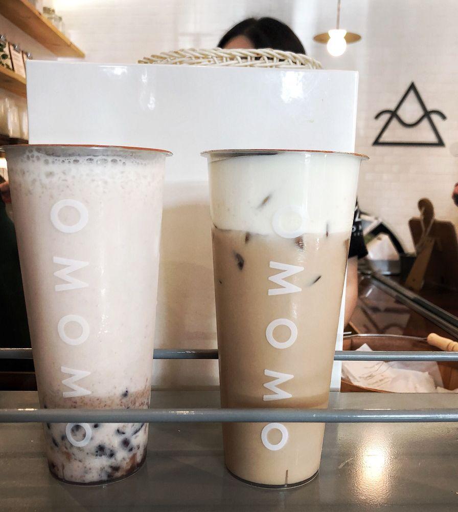 OMOMO Tea Shoppe