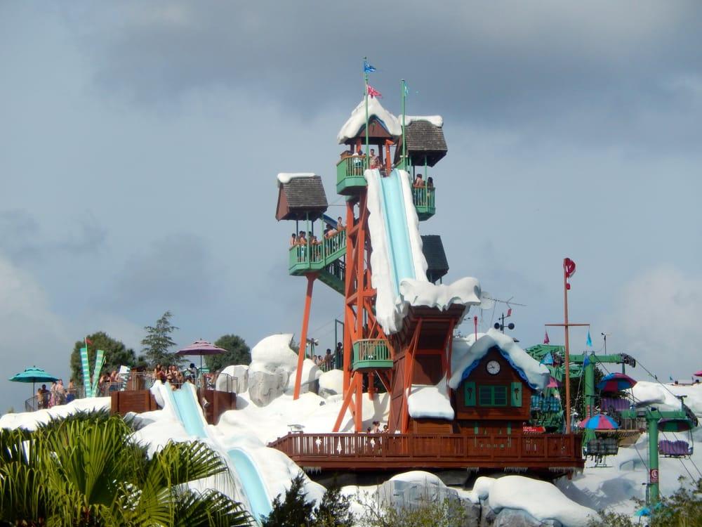 Photos For Disney S Blizzard Beach Water Park Yelp