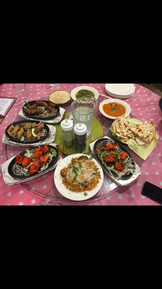 Biryani Tika Kabab